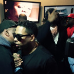 #BobbyV #PBJ Listening Session Photo HotBeats Studio Recap | @BobbyV