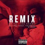 Ne-Yo ft. The-Dream, Trey Songz & T-Pain – She Knows REMIX | @NeYoCompound , @TheKingDream ,  @TreySongz , @TPAIN