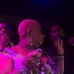 Troop performing Spread My Wings & All I Do Is Think of You at Luenell's Birthday Bash | @luenell , @trooprnb , @stevenRusel , @jonjonoftroop1