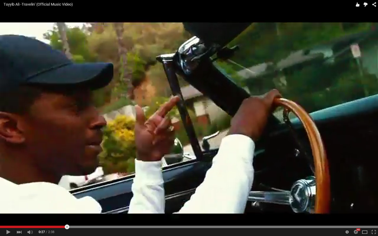 Tayyib Ali Releases Hella Dope Video For Travelin'