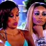 Demetria McKenny From Real House Wives Atlanta Keeps It Real W/ Connie Lodge | @demimckinney