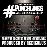 Track: Doc Remedy – #Punchlines Featuring Napz! And Sax By LA | @docremedymusic