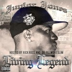 MixTape: Junior Jones – Living Legend Mixtape | @JUNIORJONESHAM