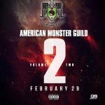 New Music: American Monster Guild – American Monster Guild Volume 2 | @monsterguild