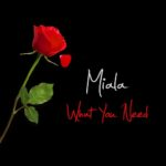 [Single] Miala – What You Need | @stevestoute @unitedmasters @Bottom2thatop @Therealmialado1